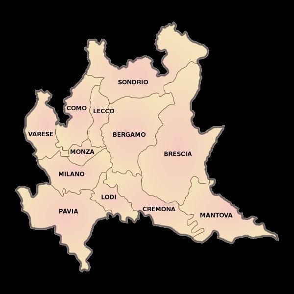 Lombardia-province