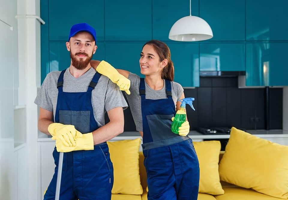 Impresa di pulizie