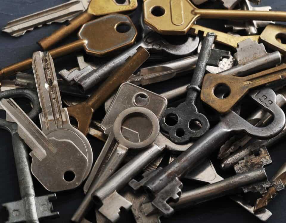 serrature chiavi