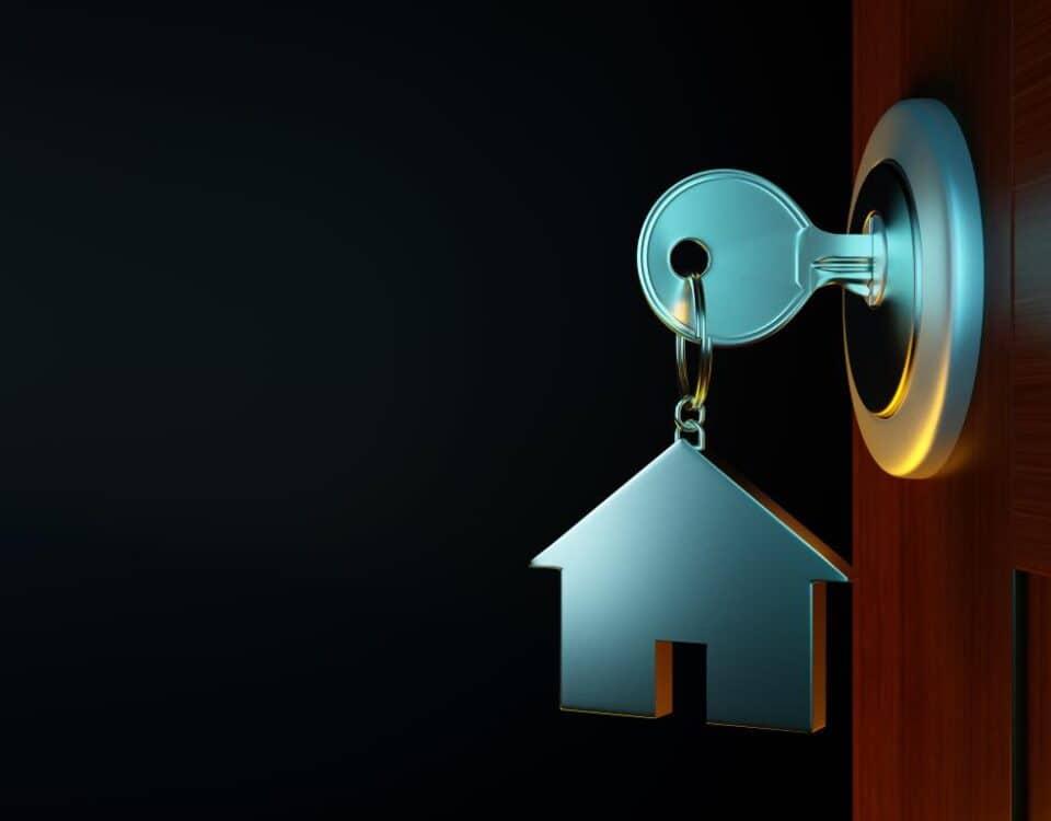 security door key