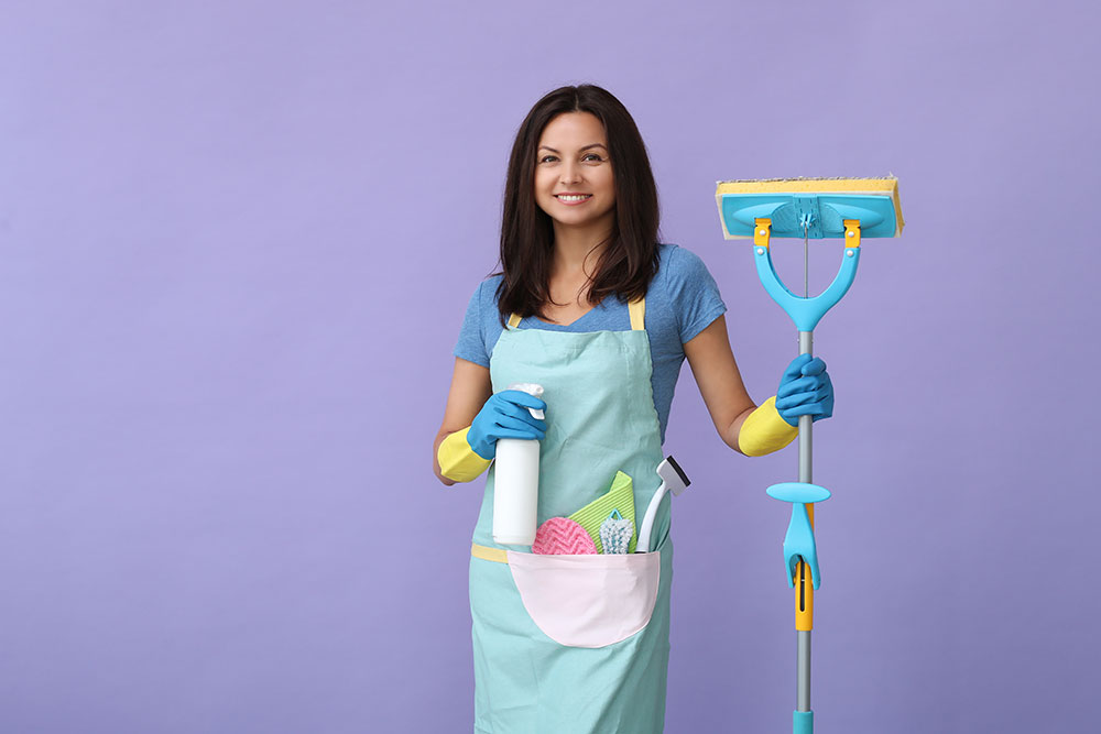 Chi si occupa di eseguire pulizie pavimenti?